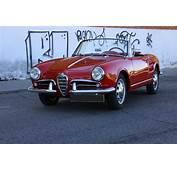 1960 Alfa Romeo Giulietta Spider  Collection Cars Since