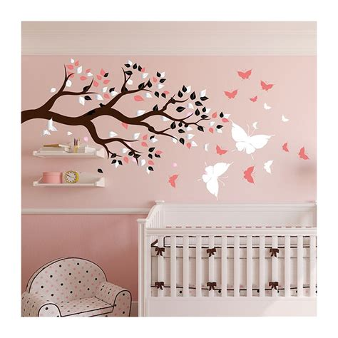 best stickers chambre bebe arbre images awesome interior
