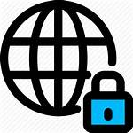 Domain Icon Privacy Lock Protection Icons Data