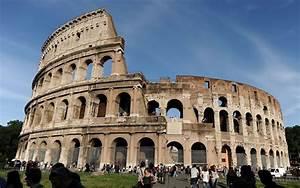 Roman Era Graffiti Found On Colosseum