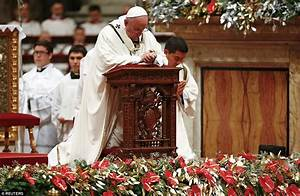 Pope Francis uses Christmas Eve Mass to call for a united ...