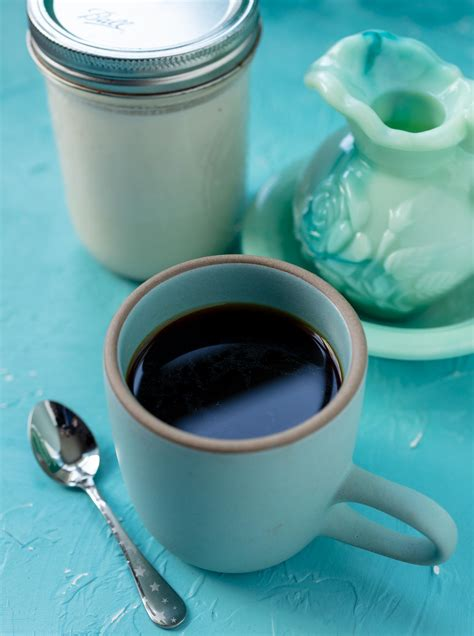 Or does it blend better ? Vegan Dollhouse - Vegan Coffee Creamer