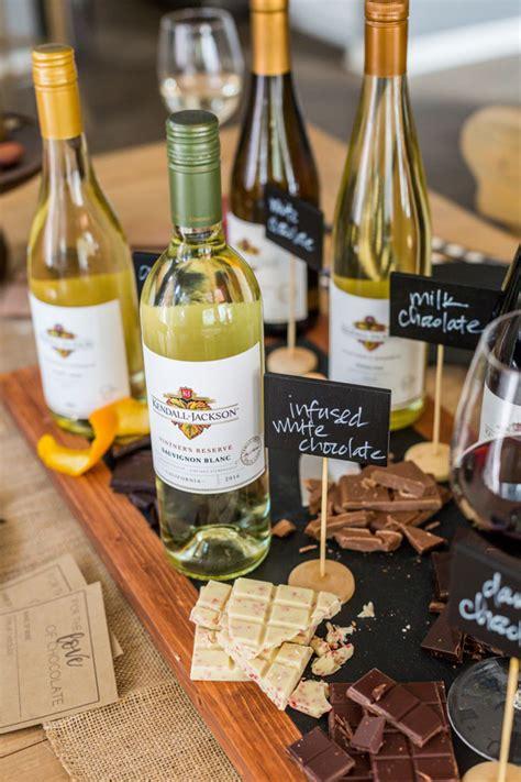 Wine & Chocolate Pairing Tasting Party