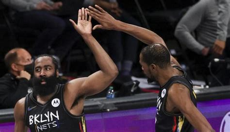 Nets clinch series win at NBA play-offs - The Morning ...