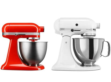 Which Kitchen Aid Mixer Sizedimensions You Like To Use?