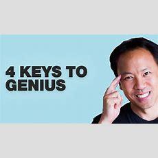 Kwik Brain Episode 32 4 Keys To Genius With Jim Kwik Youtube