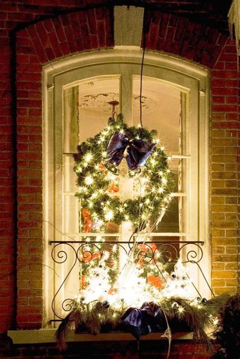 simple christmas window decorations ideas decoration love