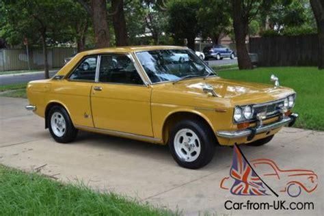Datsun 510 Sss 1600 Coupe