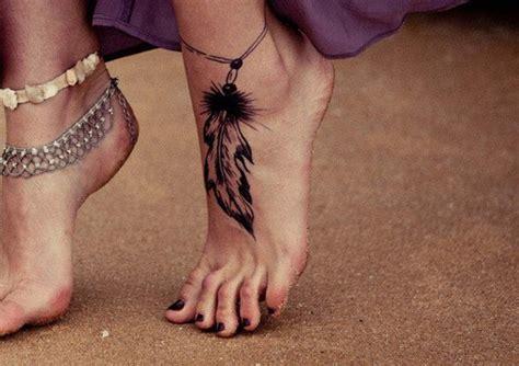 Tatouage Pied, Un Tatouage Idéal Pour L'été Et Les Beaux Jours