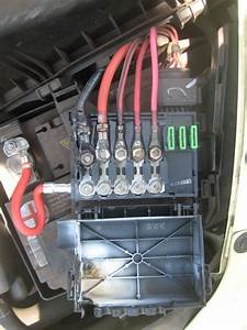 Battery Fuse Box Melting On 04 New Beetle