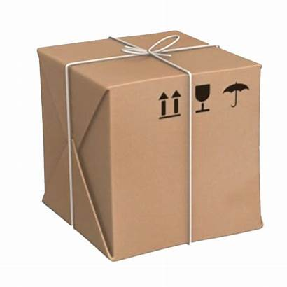 Package Packages Transparent Icon Background Parcel Box