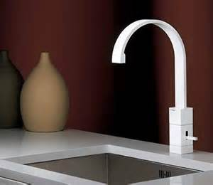 kitchen faucet white the best consideration to choose white kitchen faucets modern kitchens
