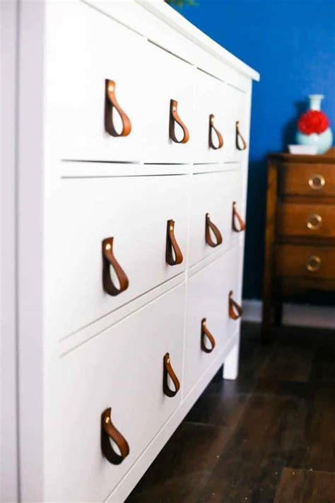 diy leather furniture projects  handymans daughter