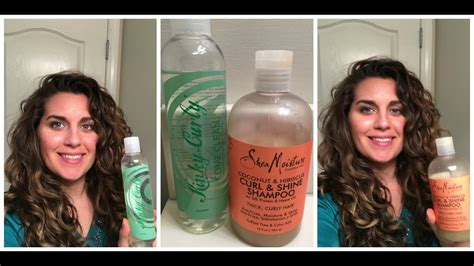 Top Affordable Sulfate Free (curly Girl Method) And