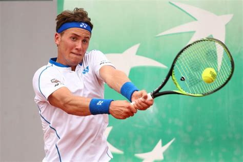 Ruud is the first norwegian player to win an atp tour and to make it into the semifinals of an atp tour. Casper Ruud starts a cooperation with Rafa Nadal Academy