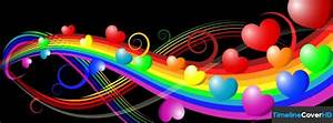 Rainbow Love Facebook Timeline Cover Hd Facebook Covers ...