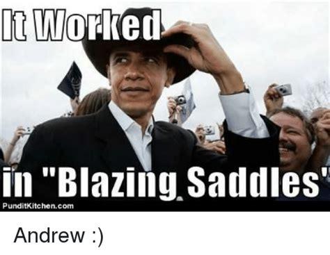 Blazing Saddles Meme - 25 best memes about blazing saddles blazing saddles memes