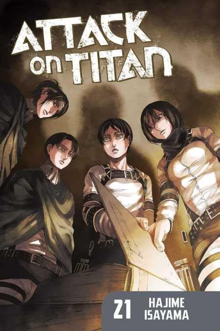 attack  titan  kodansha comics