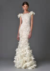 southwestern designs 2017 wedding dress trend you need to about 3d floral