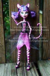cheshire cat doll cheshire cat custom high doll by enigmascreations