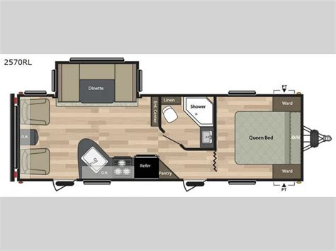 New 2018 Keystone Rv Summerland 2570rl Travel Trailer At