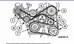 Serpentine Belt Diagram Needed  Diagram For The Car Listed