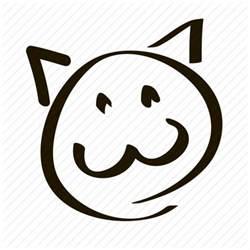 cat emoticons animal cat cheerful emoticon emoticons emotion