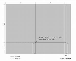 diy pocket fold wedding invitation template wedding With 2 fold wedding invitation template