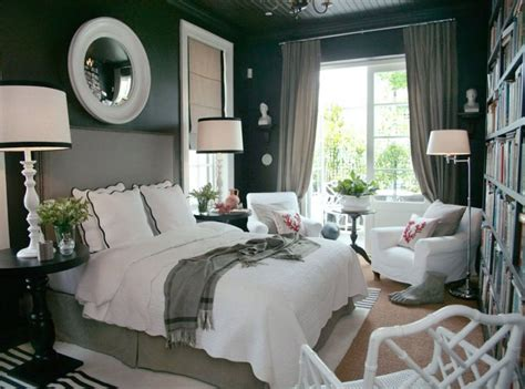 can you use gray paint in a north facing room