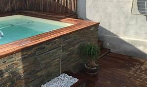 mini piscine bois hors sol gallery of piscine de jardin With amazing amenagement autour d une piscine hors sol 17 la petite piscine en bois mini piscine vercors piscine