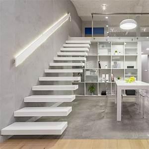 Amenager Sous Escalier : des id es pour am nager une biblioth que sous l 39 escalier ~ Voncanada.com Idées de Décoration