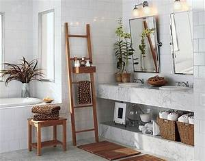 Badezimmer Ideen Deko