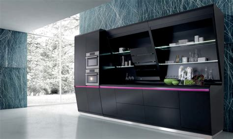 modern kitchen cabinets kook  karim rashid european