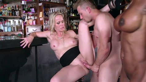 A Black And White Woman Get Fucked In A Hot And Sexy Threesome