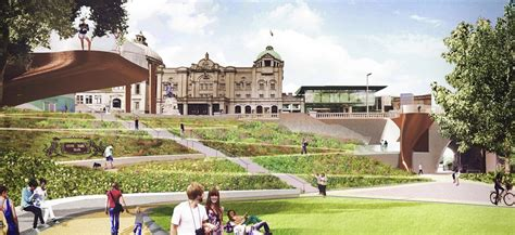 union terrace gardens renewal proposals e architect