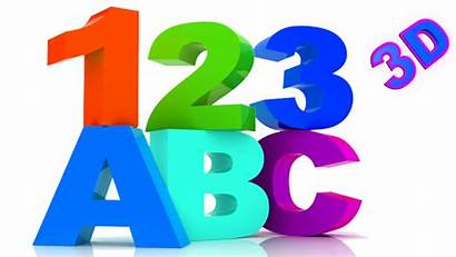 Numbers 3d Abc Clip Song Songs Clipartmag