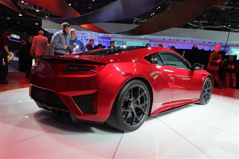 2016 acura nsx gallery 610758 top speed