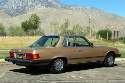 1980 mercedes 450 slc, cyl. 1980 Mercedes-Benz 450SLC Stock # M883 for sale near Palm Springs, CA | CA Mercedes-Benz Dealer