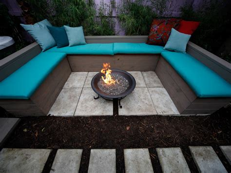 diy outdoor pit table fireplace design ideas