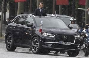Argus Des Voitures : ds7 crossback la nouvelle voiture pr sidentielle en d tails photo 10 l 39 argus ~ Gottalentnigeria.com Avis de Voitures