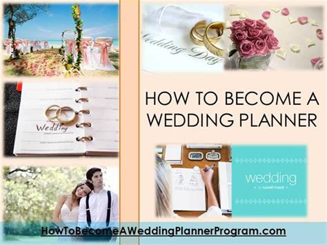 how to become a wedding planner become a wedding planner wedding ideas vhlending com