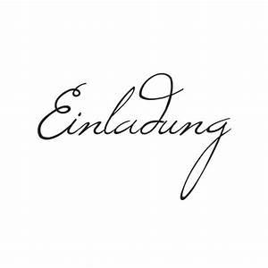 Stempel Selbst Gestalten : stempel mit schriftzug einladung windsong ~ Watch28wear.com Haus und Dekorationen