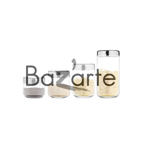 pot en verre 100cl dressed bazarte objets et cadeaux design