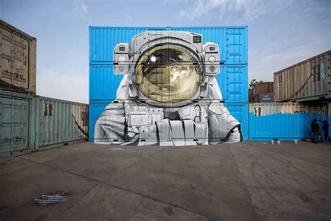 street art duo nevercrew show  concerns  planet