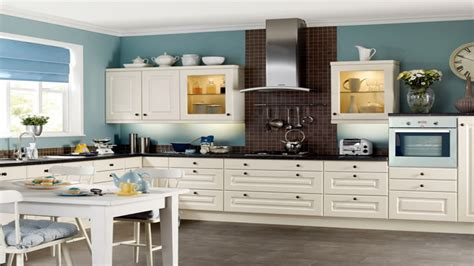 cream colored kitchen cabinets kitchen color schemes