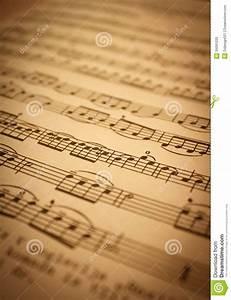 Music Notes Background Stock Photos - Image: 35091033