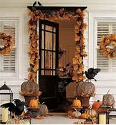 Colorful Fall Table Decoration Halloween Party Decorations And Thanksgiving