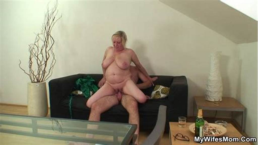 #Mature #Blonde #Gets #Friendly
