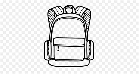 backpack drawing coloring book school backpack  transprent png