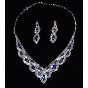 parure de bijoux mariage achat vente pas cher cdiscount With boutique mariage avec parure en or blanc